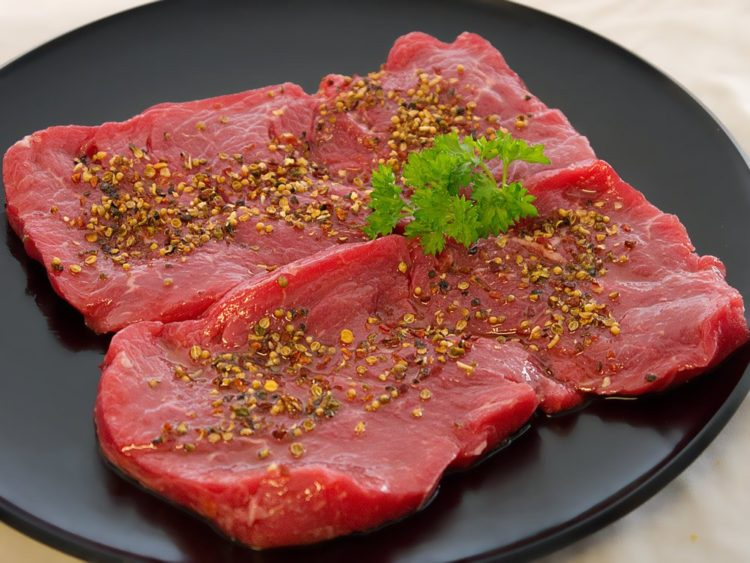 Marinated Steaks
