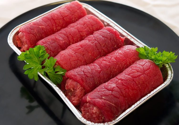 Extra Lean Beef Olives